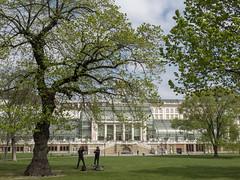 Burggarten (Cocoabiscuit) Tags: cocoabiscuit vienna austria ringstrasse olympus omdem5 wien burggarten bundesgarten gardens