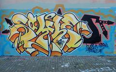 Schuttersveld (oerendhard1) Tags: graffiti streetart urban art rotterdam oerendhard crooswijk schuttersveld