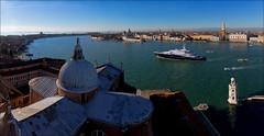 Giudecca Canal. Канал Джудекка. Canale della Giudecca. (atardecer2018) Tags: venice water winter italy city 2018 architecture arquitectura италия архитектура венеция carinthia