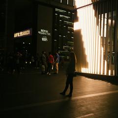 (Hem.Odd) Tags: night mall malaysia kualalumpur asia olympusxa3 agfavista400