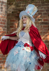 DSC_4406 (nicolepep) Tags: elfia haarzuilens kasteel de haar cosplay fantasy