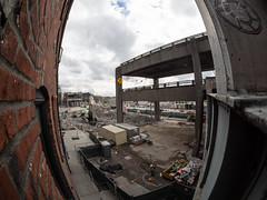 Demolition view from Marion Street (WSDOT) Tags: seattle gp construction wsdot alaskan way viaduct replacement demolition 2019