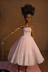 Pink is so Barbie-ish (darqq_seraphim) Tags: barbie khia barbieinpink 50shadesofpink khiasstory barbiedresses aabarbie blackbarbie blackbarbieinpink aabarbieinpink madetomovebarbie yellowmadetomovebarbie yellowmadetomovebarbieinpink