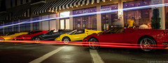 20190417 5DIV Baciami 59 (James Scott S) Tags: boyntonbeach florida unitedstatesofamerica baciami horsepower happy hour cars ferrari corvette c7 canon 5div dusk