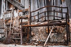 Cityscape (A.K. 90) Tags: lostplace urbex urban abandoned verlassen rustycrusty western bayerm freizeitpark old alt weathered outside sonyalpha6300 sigma30mm14