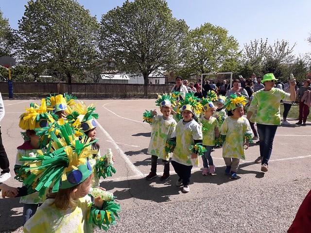 Carnaval des écoles - 1