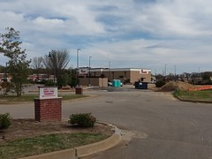View (again) from CVS (l_dawg2000) Tags: 2019 breakfast chicken chickfila cows desotocounty drivethru fastfood goodmangetwell mississippi ms newconstruction restaurant silosquare snowdengrove southaven