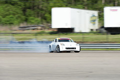 DSC_0516 (Find The Apex) Tags: nolamotorsportspark nodrft drifting drift cars automotive automotivephotography nikon d800 nikond800 nissan 350z nissan350z z33