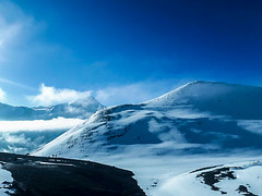 Annapurna region, Chulu Peak (6419m/21,055ft) (Adventure Mountain Nepal Trekking) Tags: annapurna region chulu peak elevation trekking