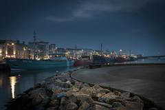 wexford quay 17-4-19 1 (1copperhead) Tags: ireland wexford boats harbour wexfordtown quay fishingtrawler bluehour nikond850 irelandsancienteast visitwexford