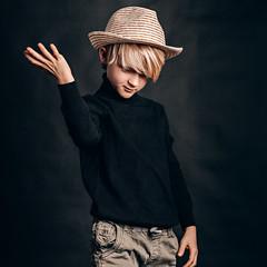 strike a pose (kim groenendal) Tags: kids children fotoshoot studio netherlands dutch boys black caucasian canon cpcdeature zoomnl cap dancing free kinderen dutchconnextion play