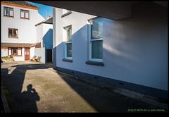 181227-9074-A5.JPG (hopeless128) Tags: self shadow uk buildings devon 2018 shadows me totnes england unitedkingdom