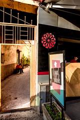 © Zoltan Papdi 2018-7328 (Papdi Zoltan Silvester) Tags: afrique africa maroc morocco taroudant boutique enpleinair vitrine duo envie tunnel porte homme passage ombre lumière voyage échope shop outside showcase desire door man shadow light trip