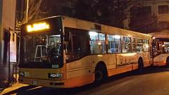 AMT 3935 (Lu_Pi) Tags: amt genova autobus bus amtgenovalinean3 serviziosostitutivo servizioserale lineanotturna brinmetrò principe iveco iveco491 cityclass