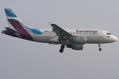 D-ABGR / Airbus A319-112 / 3704 / Germanwings (A.J. Carroll (Thanks for 1 million views!)) Tags: dabgr airbus a319112 a319100 a319 319 3704 cfm565b6p germanwings eurowings 3c48f2 london heathrow lhr egll 09l