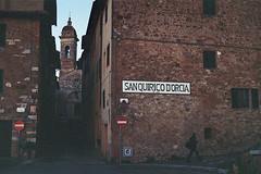 (Federico Raviele) Tags: san quirico dorcia analog 35mm film kodak 400 asa canon ae1 ae 1 analogue camera photography tuscany toscana italy italia ishootfilm