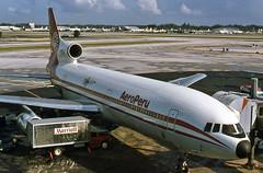 L-1011-100 N10114 Aero Peru (EI-DTG) Tags: miamiinternational kmia lockheed tristar l1011 trijet n10114 aeroperu