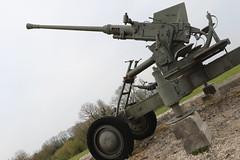 Canon anti aerien BOFORS 40 mm (CHRISTOPHE CHAMPAGNE) Tags: 2019 normandie batterie allemande saint marcouf crisbecq utha beach canon anti aerien bofors 40 mm