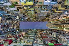 Epic (dejongbram) Tags: yickfat yickcheong monsterbuilding hongkong cargobay architecture sky colours travel tripadvisor asia asiafavorites happyplanet cityscape sigma wideangle epic nikond500 transformers