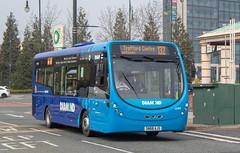 Diamond SN68AJS (Mike McNiven) Tags: rotala diamond bus northwest wright streetlite intutraffordcentre traffordcentre wigan atherton m60 motorway athertondepot depot diamondbus