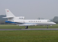VF International                                         Dassault Falcon 50                                      HB-IGV (Flame1958) Tags: 9194a vfinternational vfinternationalaircraft dassaultfalcon50 da50 falcon50 170419 0419 2019 privatejet executivejet businessjet dub eidw dublinairport hbigv