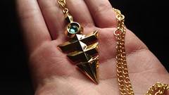 La clé de l'empereur (JantoniTv) Tags: yugioh clé medaillon collier pendantif bijou