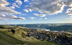 Spring has Finally Sprung - Evening Ride (Doug Goodenough) Tags: bicycle bike pedals spokes bulls estream evo 29 ebike mountain sunset spring clouds lewiston idaho 2019 april trail cliff drg531 drg53119 drg53119p