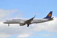 """Heppenheim/Bergstraße"" Lufthansa Cityline D-AECG Embraer ERJ-190LR (ERJ-190-100 LR) cn/19000368 opf Lufthansa Regional @ EDDF / FRA 30-04-2018 (Nabil Molinari Photography) Tags: heppenheimbergstrase lufthansa cityline regional daecg embraer erj190100lr cn19000368 eddf fra 30042018 erj190lr erj190100 lr opf"