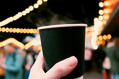 person holding black cup - Credit to https://myfriendscoffee.com/ (John Beans) Tags: coffee cafe coffeebeans shopbeans espresso coffeecup cup drink cappucino latte