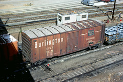 CB&Q Class XM-32F 63339 (Chuck Zeiler 54) Tags: cbq class xm32f 63339 burlington railroad boxcar box car freight cicero train chuckzeiler chz