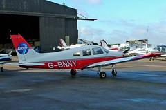 G-BNNY   Piper PA-28-161 Warrior II [28-8016084] (Cabair) Elstree~G 10/11/2004 (raybarber2) Tags: 288016084 airportdata cn288016084 egtr flickr gbnny planebase raybarber single ukcivil filed