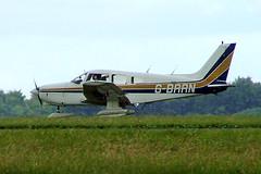 G-BRRN   Piper PA-28-161 Warrior II [28-8216043] Kemble~G 01/07/2005 (raybarber2) Tags: 288216043 airportdata cn288216043 egbp flickr gbrrn planebase raybarber single ukcivil filed