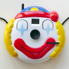 Novelty Clown Camera (pho-Tony) Tags: 110 photosofcameras toycameras clowncamera novelty clown camera toy 202052cam