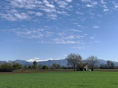 (Paolo Cozzarizza) Tags: italia lombardia bergamo bonatesotto panorama erba alberi