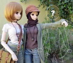 Who is this? (els82) Tags: smartdoll smartdollmirai kurenai