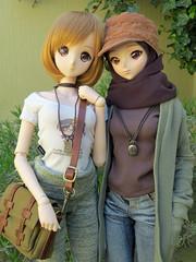 My Smart Doll Family (els82) Tags: smartdoll smartdollmirai kurenai