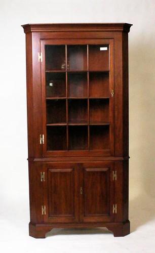Henkel Harris 12 pane Corner Cabinet ($616.00)