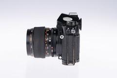 08 - 1975 Konica Autoreflex T3N (NEX69) Tags: 1975 konicaautoreflext3n black schwarz kleinbildkamerach classiccamera