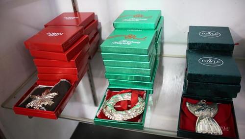 63 Ornaments ($616.00)
