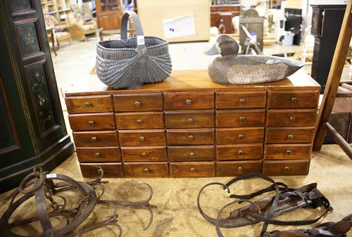 Wooden drawers ($403.20)