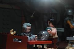 Lego Iron Man Mark I (hachiroku24) Tags: lego iron man mark amor moc instructions avengers