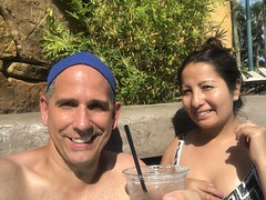 One more picture of us at the Dolphin Hotel pool (Hazboy) Tags: 2018 florida world disney hotel dolphin september selfie pool hazboy1 hazboy