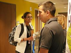 P1060132 (UTHealth SBMI) Tags: school biomedical informatics sbmi uthealth career day