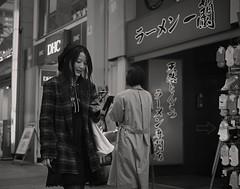 Ramen (Bill Morgan) Tags: fujifilm fuji xpro2 35mm f2 bw jpeg acros alienskin exposurex4