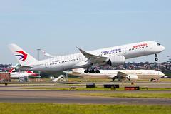 China Eastern Airbus A350-941 B-306Y (Mark Harris photography) Tags: spotting yssy sydney aviation plane
