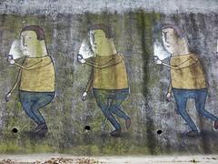 Bisser / Leuven - 16 apr 2019 (Ferdinand 'Ferre' Feys) Tags: belgique belgië streetart artdelarue graffitiart graffiti graff urbanart urbanarte arteurbano ferdinandfeys belgium leuven louvain bisser