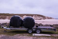 Bales on Isle of Barra (Briantc) Tags: scottishborders westernisles barra isleofbarra