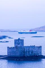 Kisimul Castle, Isle of Barra (Briantc) Tags: scottishborders westernisles barra isleofbarra kisimul castle