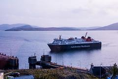 Isle of Lewis arriving at Isle of Barra (Briantc) Tags: scottishborders westernisles barra isleofbarra isleoflewis