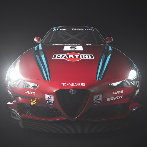 Alfa Romeo Giulia GTA 2018 studio 5